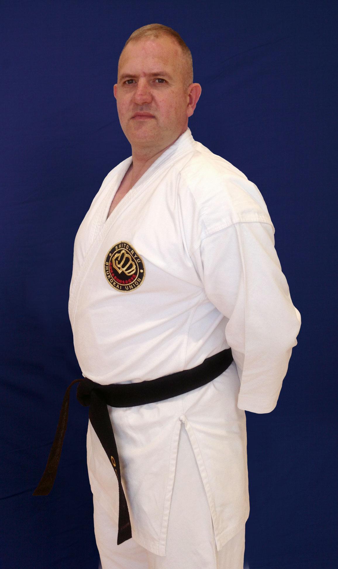 Steve Brereton (1st Dan)