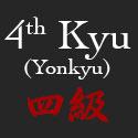 4th Kyu