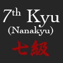 7th Kyu